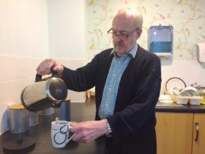 Gibraltar Nursing Home, in Monmouth, 79yr-old Michael Green.